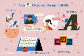 Design Need Important Job Skills For Graphic Designers
