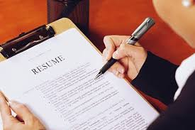 Difference Between Resume Cv Curriculum Vitae And Bio Data