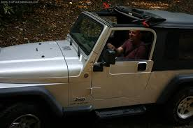 jeep wrangler unlimited with sunrider top down jpg