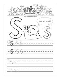 Letter G Worksheets Preschool Alphabet Printables For Kindergarten ...