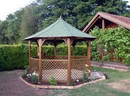 Choisir Une Tonnelle De Jardin Kiosque Fer Forge Pour Jardin