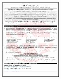 50 Fresh Sap Basis Fresher Resume Format Resume Writing Tips