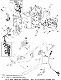 mercury outboard wiring harness diagram solidfonts mercury outboard wiring diagram mercury efi push key to choke enrichment diagram