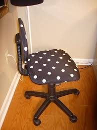cover an office chair cuz mine is ratchet