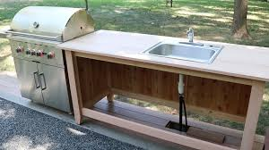 outdoor kitchen sink of the picture gallery