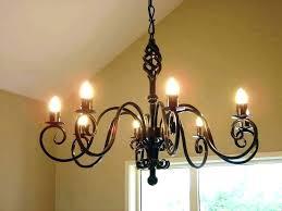black rod iron chandelier wrought iron foyer chandelier small wrought iron chandelier wrought iron pendant lights