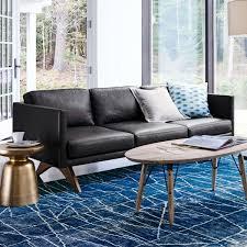 modern furniture brooklyn. Brooklyn Leather Sofa 81 To Modern Furniture