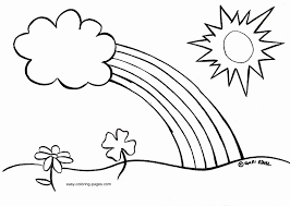 Small Picture Free Spring Coloring Pages Coloring Home