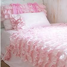 52 ruffle bedding queen inspiration ruffle bedding queen duvet cover 1 best pink waterfall ruffled set