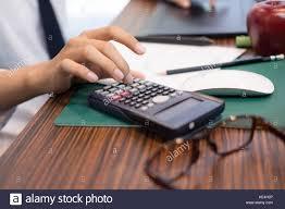 Interior Design Calculator Interior Designer Drawing On Graphic Tablet At Office