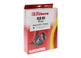 <b>Пылесборник Filtero FLS 01</b> Standard 6 шт купить недорого в ...
