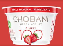 4 reasons chobani s 100 calorie yogurts are a bad choice