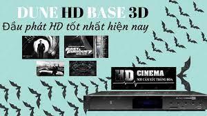 Có Tiền Ngại Gì Không Thử Đầu HD Tốt Nhất Hiện Nay Dune Base 3D