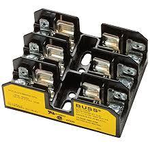 bussmann bg3031s fuse block fuse block fic corp bg3031s 3 pole fuse block for class g fuses 1 to 15 amp 600v