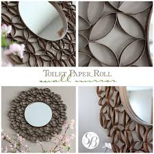 I've been pinning toilet paper roll projects for months now because, let's  face itthe thought of making something this gorgeous out of bathroom  garbage ...