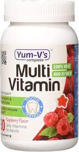 Yum-V's Complete Multivitamin and Multimineral for ... - Amazon.com