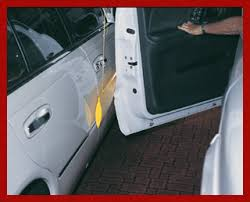 the park smart hanging door guard is the ideal preventative mere against chipping and denting of your car s doors the unique design cushions the impact