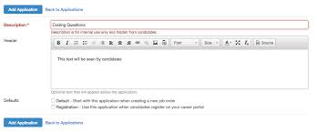 job application questions building job applications cats knowledge base