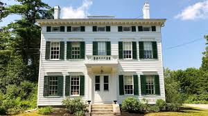 Exterior Painting Pointers Maine Homes By Down East Best Exterior Homes Property