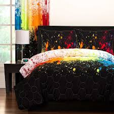 full size duvet. Plain Size Crayola Cosmic Burst Comforter Set  Full Size For Duvet W