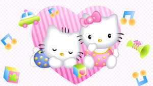 4:3 GYM.996996 Hello Kitty Wallpapers