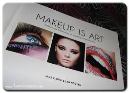 book review aofm makeup is art pic heavy