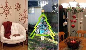 creative homemade christmas decorations. Brilliant Creative 36 Creative DIY Christmas Decorations You Can Make In Under An Hour And Homemade C