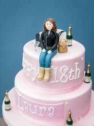 18th Birthday Cakes Girl A Birthday Cake