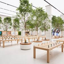 Apple unveils tree-filled Regent Street store by Foster + Partners