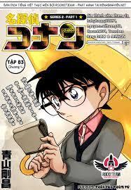 Tập 898: THẦY CỦA THÁM TỬ - Conan - Thám tử lừng danh Conan
