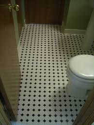 new q in a recent column a readers landstick bathroom flooring was coming up and