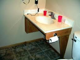 handicap bathroom vanity height. image of handicap accessible bathroom vanitieswheelchair bathrooms on airplanes wheelchair restroom dimensions vanity height
