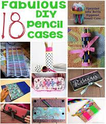 18 fabulous diy pencil cases