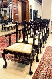 Chippendale Dining Room Table Dining Room Richwood Antiques
