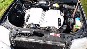 Audi A6 with a W12 – Engine Swap Depot