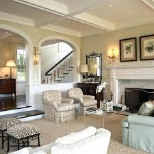 beige room ideas traditional living room with beige painted wall