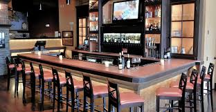 concrete bar counter concrete countertops kulish design co llc springfield va
