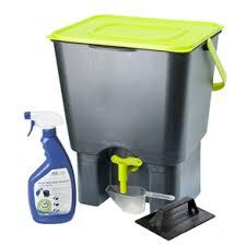 kitchen composter 500ml bokashi