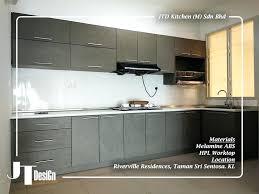 melamine abs kitchen cabinet melamine abs kitchen cabinet kitchen cabinet kitchen cabinets pictures gallery 2017