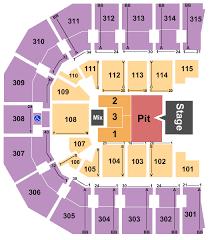 Jason Aldean John Paul Jones Arena Tickets Red Hot Seats