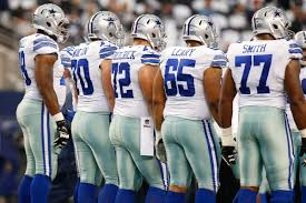 O-line Field - The In Boys Youngest To Nfls Cowboys Likely Dallas Blogging 2015 adadcfdcdfb Patriots Vs. Jets Live: New England Steamrolls New York 33-0, Improves To 7-0