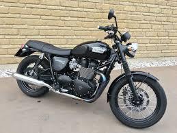 moto usata triumph bonneville t100