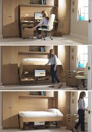 image space saving bedroom. Space Saving Bed Pertaining To Desk Combos Save And Add Interest Small Rooms Remodel Beds Bedroom Image