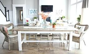 round dining table with bench farmhouse table and bench lane dining table bench set