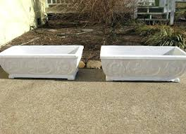 large cement planters. Cement Planters For Sale In Classifieds Buy And Sell Large Concrete Near Me E