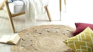 braided jute rug 4x6 4 round foot rugs 3 x great 6