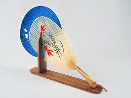 Japanese Fan Display Stand Bamboo Shop TAKEI Rakuten Global Market Stand Fan With KD Fan 9