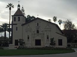 mission santa clara mission santa cruz mission san juan bautista mission santa clara exterior