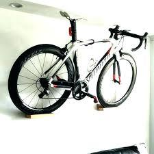 wood bike hanger bike racks wall mounted wooden wall bike rack high duty beech wood bicycle