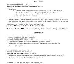 Electronics Technician Resume Samples Electronics Technician Resume